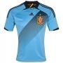 Spain Away - Euro 2012